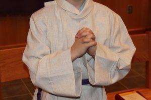 Altar Server Hands