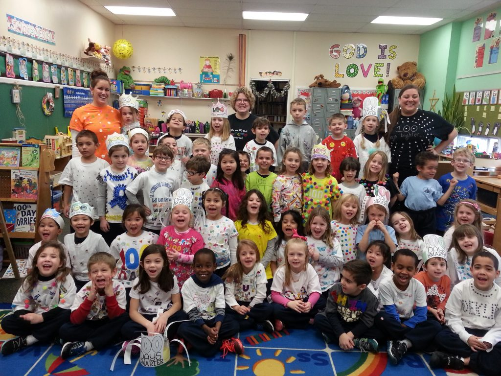 K Group Pic 100th day